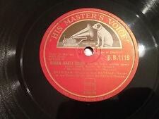 """M SHERIDAN, A PERTILE """"Bimba Dagli Occhi""""/""""Io T'Ho Ghermita"""" 78rpm 12"""" 1927 NM+"""