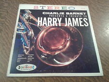 33 tours charlie barnet presents a tribute to harry james two o'clock jump