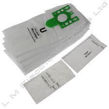 Miele S7210, S7260, S7280, S7580, S7510, S7000 U Type Vacuum Cleaner Dust Bags