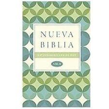 NBLH Nueva Biblia Latinoamericana de Hoy, Tapa dura (Spanish Edition), B&H Españ