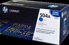 tóner cyan  HP 504A LaserJet (CE251A)- original 100% precintado