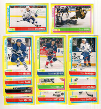 (12) 13/14 O-PEE-CHEE HOCKEY STICKER INSERT CARD LOT-STAMKOS!!!