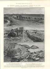 1905 IMPIANTO EBRIDI pessime condizioni Lews TERREMOTO stazioni di registrazione