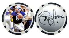 STEVE YOUNG / BYU COUGARS - POKER CHIP - BALL MARKER ***SIGNED***