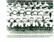 1951 KANSAS CITY BLUES TEAM  8x10 PHOTO MICKEY MANTLE YANKEES  BASEBALL