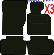 Bmw X3 Tailored Deluxe Quality Car Mats 2004-2011