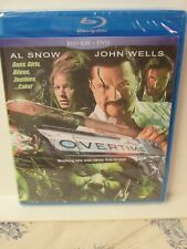"""""""Overtime"""" Blu-ray New Sealed"""