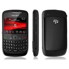 BlackBerry Curve 8520 - Black (Unlocked) Smartphone - Grade C