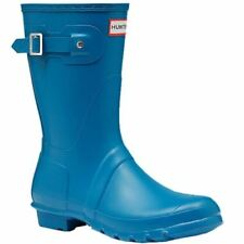 Hunter plano (0 a 12 in) Azul Botas para Mujeres | eBay