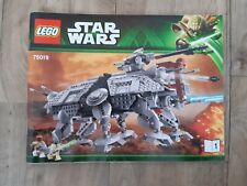 Lego Star Wars - 75019 AT-TE - Mit Anleitung - Top Zustand