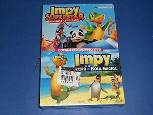 Impy Superstar missione luna park / Impy e il mistero dell'isola magica - 2DVD