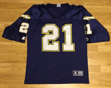 Vintage Starter San Diego Chargers Eric Metcalf Jersey Size 48 Large