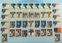 1981+ O-Pee-Chee Topps PETER STASTNY Rookie-Vintage Lot x 112   Quebec HOF Batch