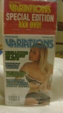 Collectible Penthouse Variations Magazine March 2014 With DVD Included NEW eb109