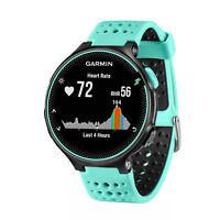 Garmin Forerunner 235 GPS Running Watch & Activity Tracker Frost Blue