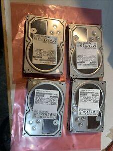 4x Hitachi 2tb 3.5'' hard drive
