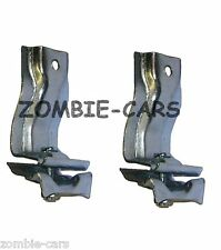 BMW E36 318,320,323,325,328 EXHAUST REAR SILENCER BRACKET  X 2