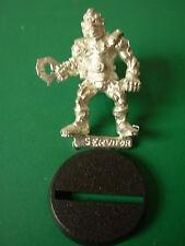 40K garde impériale imprium Adeptus Mechanicus ouvrier avec Bionic Claw RARE