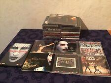 NU Metal Hard Rock Cds Musik Cd + DVD Sammlung KISS MARILYN MANSION BAD RELIGION