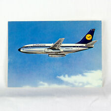 Lufthansa Boeing Collectable Airline Postcards