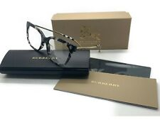 NEW BURBERRY B 2271-F 3533 HAVANA EYEGLASSES AUTHENTIC FRAMES 54MM W/CASE