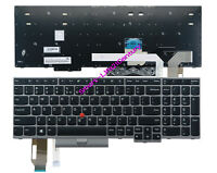 New for lenovo IBM Thinkpad L590 T590 P72 laptop US black keyboard non-backlit