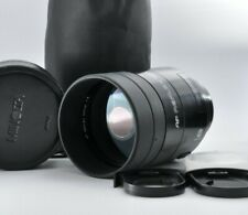 NEAR MINT Minolta AF REFLEX 500mm f/8 mirror telephoto lens ND filter SONY JAPAN