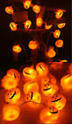 Halloween LED garland for pumpkin ghost decoration Type#1, #2, #3