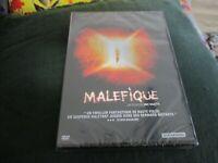 "DVD NEUF ""MALEFIQUE"" Clovis CORNILLAC / Eric VALETTE - horreur"