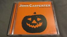 Essential John Carpenter Escape New York Halloween Starman The Fog They Live CD