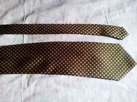 Cravatta necktie in seta 100% originale made in italy RENATO BALESTRA