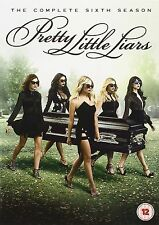 Pretty Little Liars Complete Series 6 DVD All Episodes Sixth Season Original UK