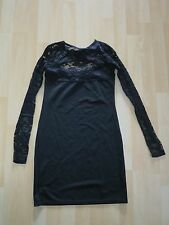 Women's Size 8 Black Stretch Dress from Boo Hoo