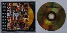 Elton John I Don 't je veux chevaucher ta Go on rare uk 1988 or CD-vidéo