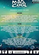 Mad Cool Festival 2 Tickets