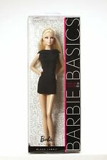 Barbie Doll Collector Basics Model #01 Collection #001 BLACKLABEL IN MINT TISSUE