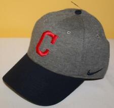 NWT Nike Unisex Heritage86 Cleveland Indians Baseball Hat Cap Strapback *G4