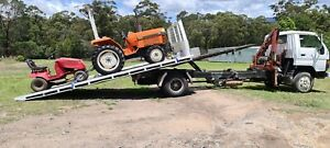 TILT SLIDE Truck diesel ,fassi,crane hiab,nsw rego,bobcat,excavator,monaro xy gt