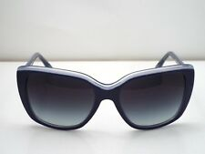 d19608a2f6c2 Authentic Emporio Armani EA4069 5517 8G Opaque Blue Grey Gradnt Sunglasses   249