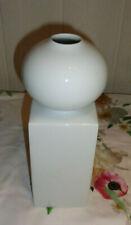 Rosenthal studio - line Vase weiß 26 cm Künstlervase Charlotte von der Lancken