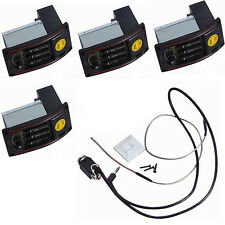 5sets Active 3 Bands EQ Acoustic Guitar Preamp Pickup Tuner Piezo Equalizer
