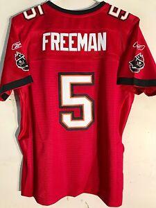 Reebok Women's Premier NFL Jersey Tampa Bay Buccaneers Josh Freeman Red sz 2X