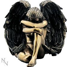 Angels Despair Sorrow Naked Bronze Gothic Beauty Human Ornamental Nemesis Now