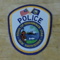 Patch Retired: Merrimack New Hampshire Police Patch