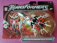 Transformers Robots in Disguise R.I.D. 2002 STORM JET Deluxe WORLDWIDE NIB