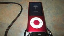Apple iPod Nano 5th Generation  RED  (8 GB) Model A1320