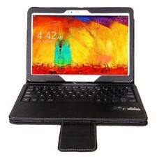 Bluetooth Keyboard Leather Case Cover for Samsung SM-P600 Galaxy Note 10.1 2014