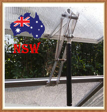 2 x QH410 Solar Heat Power Auto Ventillation Window Opener For Coldframes