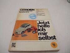 Buch Jetzt helfe ich mir selbst -- 2 CV 4 / 6 Citroen Ente Dyane Motorbuchverlag