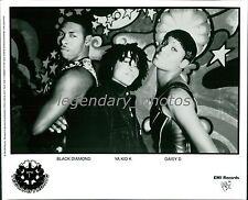 Technotronic   EMI Original Music Press Photo